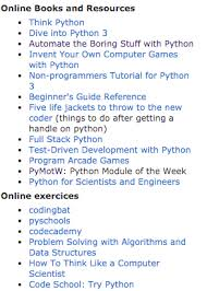 online tutorial of python where can i learn python 3 quora