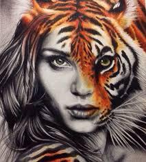 white tiger badass 3482631