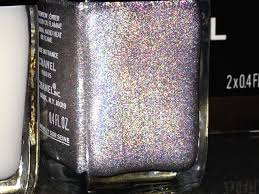 vernis duo platinum holographic set nail polish limited super rare