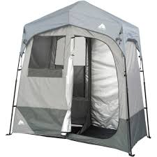 ozark trail 2 room instant shower utility shelter walmart com