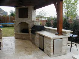 outdoor fireplace kitchen designs u2014 jen u0026 joes design simple