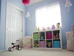 kids room with toys interior design