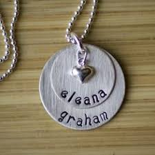 Mothers Necklace With Children S Names Mother U0027s Day Necklace Mom Necklace Children U0027s Names Necklace