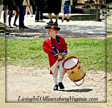 living in williamsburg virginia may 2014