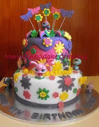 birthday cake shop the littlest pet shop children s birthday cakes littlest pet
