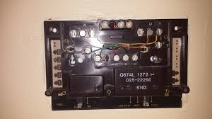 honeywell thermostat rth8500d wiring diagram honeywell zone