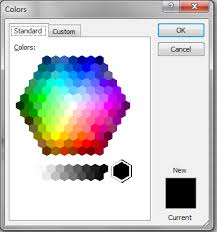 excel vba color index complete guide to fill effects and colors