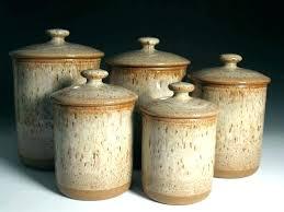 kitchen canisters ceramic sets copper kitchen canisters kitchen canisters ceramic 5 canister