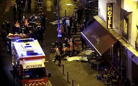 imagenes impactantes bataclan video registra momento exacto en que terroristas ingresan disparando