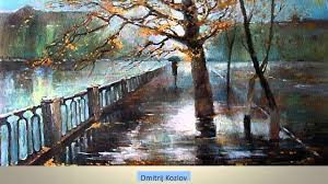 rainy days in painting youtube