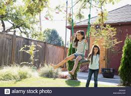 luxury swings for trees in backyard architecture nice