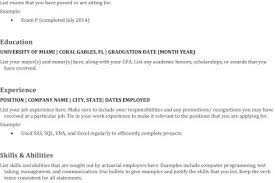 Sample Actuarial Resume by Chennai Actuary Resume Entry Level Top 8 Actuarial Assistant