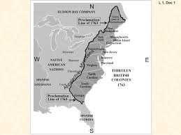 Colonial America 1776 Map by Ss Timeline Of Events Building Up To American Revolution Thinglink