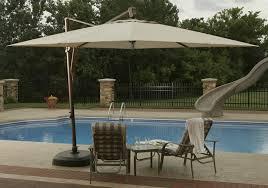 treasure garden cantilever patio umbrellas u2014 home design lover