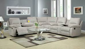 Sectional Sofa With Chaise And Recliner Reclining Sectional Sofas Sofa With Chaise Recliner And Sleeper