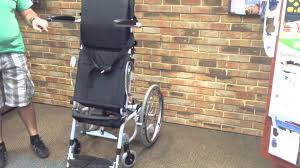 karman xo 101 power standing manual wheelchair youtube