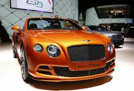 orange bentley bentley to build all of volkswagen u0027s w12 engines in britain