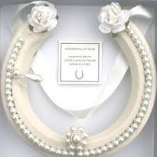 lucky horseshoe gifts wedding bridal real lucky horseshoe luck wedding annniversary