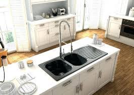 evier cuisine bouché evier de cuisine evier cuisine blanco adon xl 6 s 1 cuve meuble
