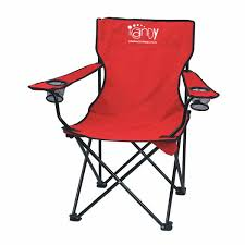 Armchair Outdoor Customizable Promotional Fold Up Chairs With Bag 4allpromos