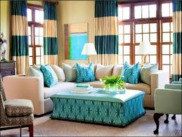 Blue And White Window Curtains Bedroom Magnificent Coral Colored Window Curtains Pale Blue