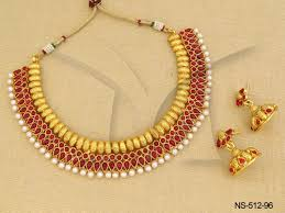 white stone necklace sets images Necklace sets cz necklace set jewellery manufacturer from mumbai jpg