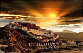 the rising sun the land of tibet bhavanajagat