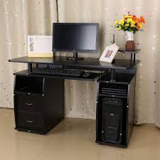 Computer Desk Warehouse Desk Corner Computer Desk Desk With Storage Black Desk Writing