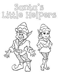 santa u0027s little helpers christmas elves pinterest stocking