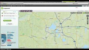 Maps Driving Directions Mapquest Como Usar Mapquest Youtube