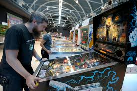 pinball exhibit in oakland packs learning into all that fun