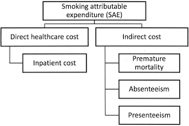 prevalence based disease specific estimate of the social cost of