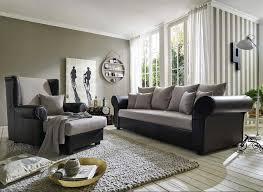 kolonial sofa wohnlandschaften berlin und inkl sessel mit hocker für