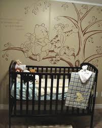 bedroom classic winnie the pooh for baby nursery decor the babies nursery