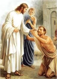 Jesus Healed The Blind Man Reflection Fourth Sunday Of Lent Amormeus