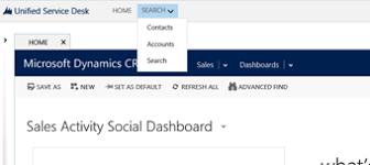 Microsoft Service Desk Usd U2013 Basic Training Module 4 Microsoft Dynamics 365 And Unified
