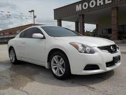 nissan altima for sale under 11000 2013 nissan altima coupe in texas for sale 79 used cars from