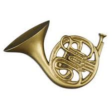plastic musical instrument ornaments