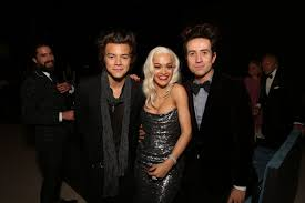 British Fashion Awards 2013 Pictures by Harry Styles Rita Ora U0026 Nick Grimshaw At The Vip Dinner At The