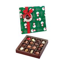 christmas chocolate gift basket delivery in united kingdom