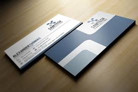 Clear Business Cards Simple Clean Business Card Business Card Templates Creative Market