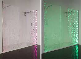 led shower doors from antonio lupi new cromobox enclosures