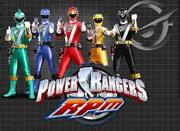 power rangers rpm series tv tropes