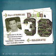 30th birthday invitations for him images invitation design ideas