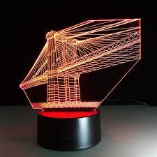 wholesale led under table lights best wholesale amazing 3d illusion led table l night light go