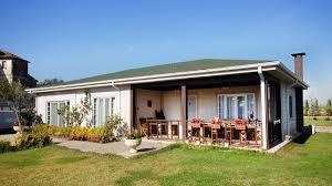 ae prefabric single storey house