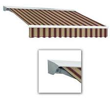 Foldable Awning Retractable Awnings Awnings The Home Depot