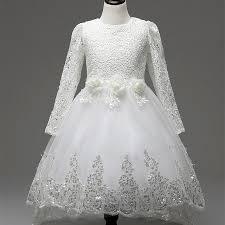 aliexpress com buy long sleeve flower dress 2017 cheap