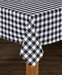 buffalo check table runner loving this black white buffalo check table cloth on zulily
