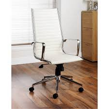 best white leather office chair to clean white leather office